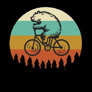 Bike Bear Vintage