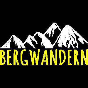 Bergwandern Wanderer Hiking Wandern Shirt Geschenk