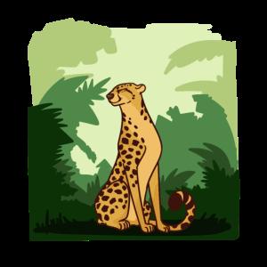 wilder Gepard