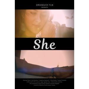 She Poster