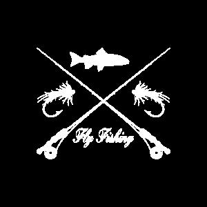 Fliegenfischen Angeln Fliege Angelrute Fischen Aal