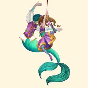 La sirène et la danseuse