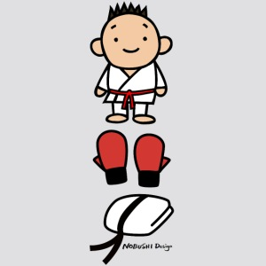 Karate goederen rood