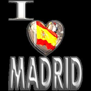 Ich liebe Madrid