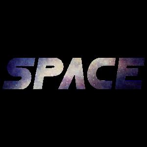 Space Galaxy Weltraum Design Geschenk