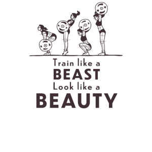 Train like a Beast - Look like a Beauty I GYM