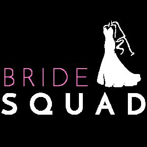 Bride Squad Junggesellinnenabschied JGA T-Shirt