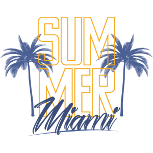 Miami Beach - SUMMER | Palmen | Strand | USA