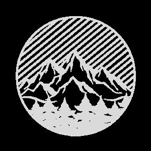 Berge Geschenk Camping Natur Wohnwagen