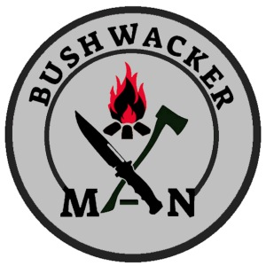 bushwackers logo Grey