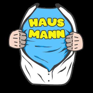 Hausmann Superheld