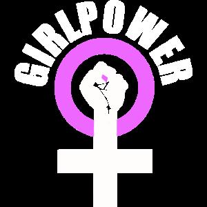 Frauenpower Mädchenpower