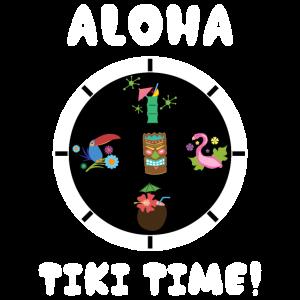 ALOHA TIKI TIME