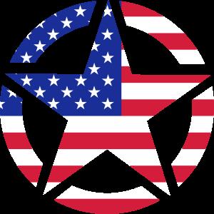 US Army Star Flag