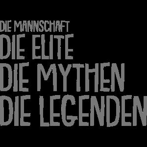 die Mannschaft die elite die mythen die legenden