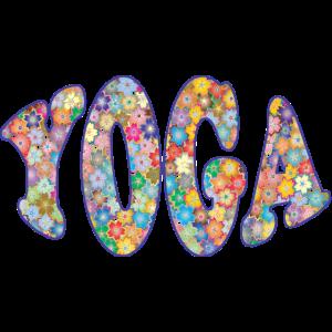yoga kleine blümchen