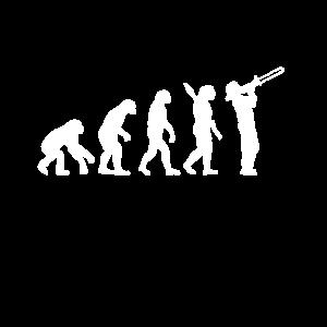 Evolution Trompete Entwicklung Musik Jazz Geschenk