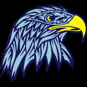 Stammeskopf des königlichen Adlers 2