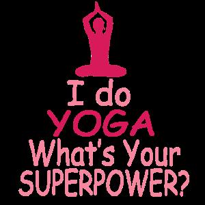 Yoga Superpower