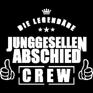 junggesellen crew