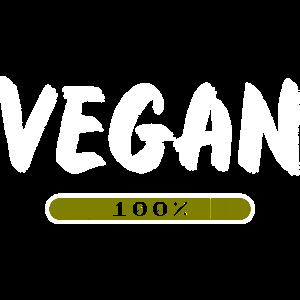 100 Prozent Vegan