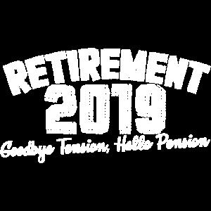 Ruhestand 2019