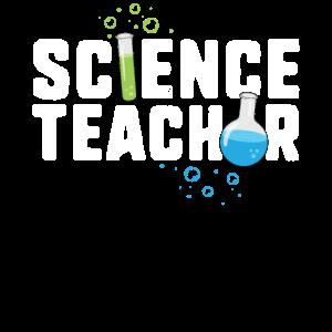 Lehrer für Naturwissenschaften TShirt Back to School Chemistry