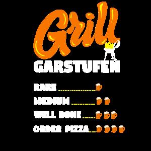 Grillen Grillsaison Grillschürze BBQ