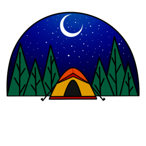 Camping Zelten Zelt Wald