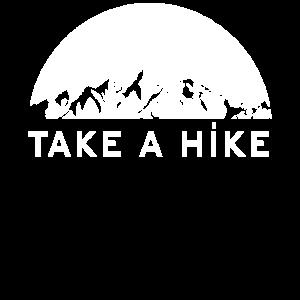 Eine Wanderung machen