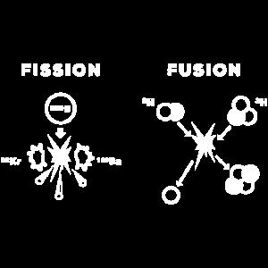 Kernfusion Kernspaltung Physik