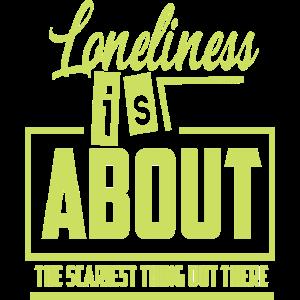 Einsamkeit Einsam sein Spruch