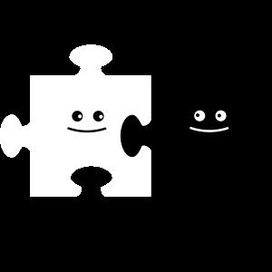 Puzzle Paar