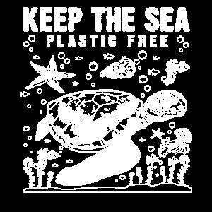 Rettet die Ozeane und Meere, Wasserschildkröte