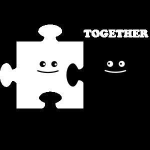 Puzzle Paar b