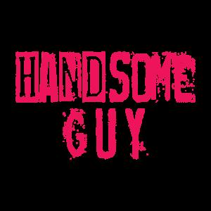 handsome guy