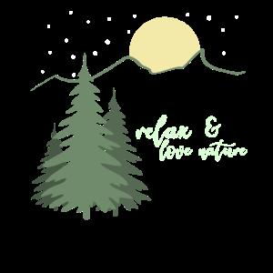 Relaxe Love Geschenk Natur Klimaschutz Umwelt
