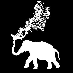 Singender Elefant für Tierschützer
