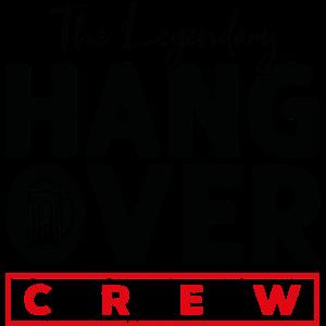 legendary hangover crew
