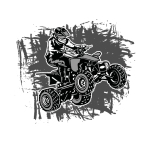 Quad Quadfahrer Adrenalin