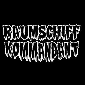 Raumschiff Kommandant