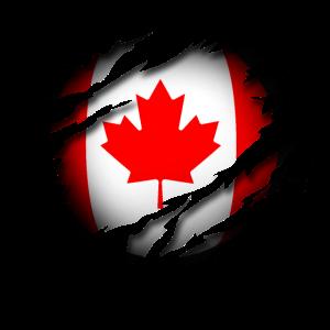 Kanada im Herzen