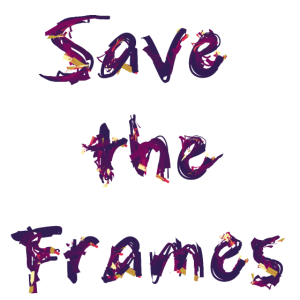 speedrun - save the frames - gaming - geschenk