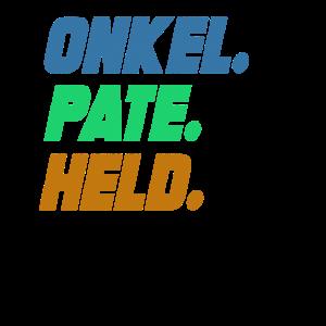 Der TaufPate - Paten Onkel Held zur Taufe