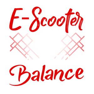 Elektroroller Is All About Balance