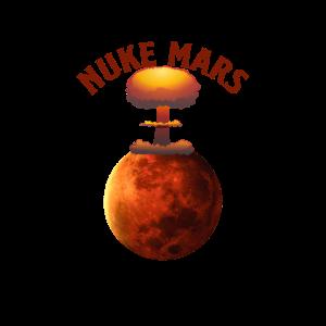 Atomize Mars - Nuke Mars