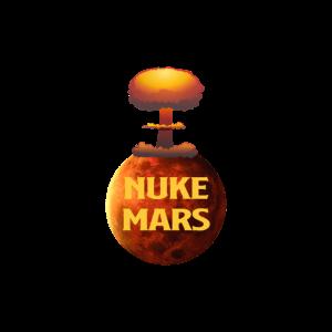 Zerstäube den Mars
