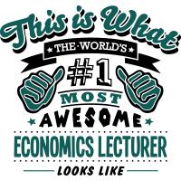 economics lecturer world no1 most awesom