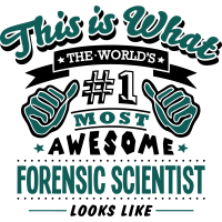 forensic scientist world no1 most awesom