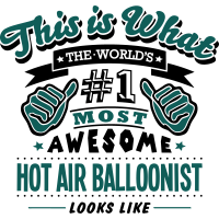 hot air balloonist world no1 most awesom